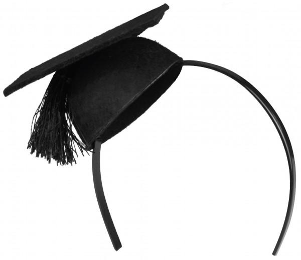 Mini Studenten Absolventen Hut