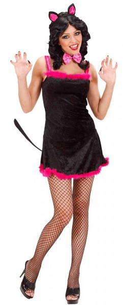 Sexy Katty Cat Damenkleid