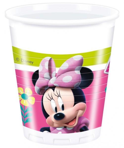 8 Minnie & Daisy Becher 200ml