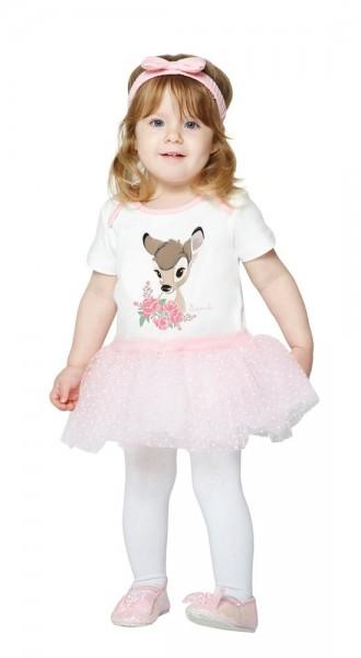 Niedliches Bambi Kostüm für Kleinkinder