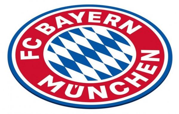 12 FC Bayern München Bierdeckel 11cm