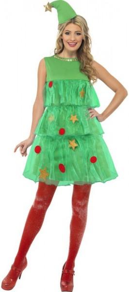 Weihnachtsbaum Kleid