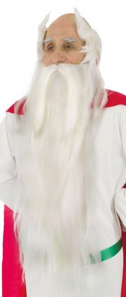 XXl Miraculix-baard wit