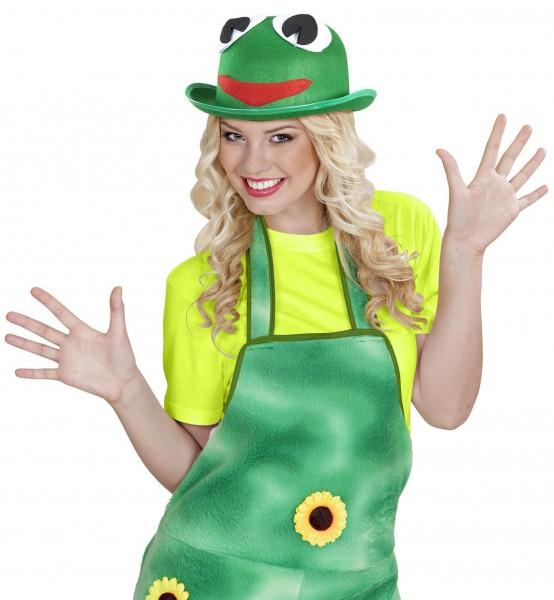 Lustiger Frosch Melonenhut
