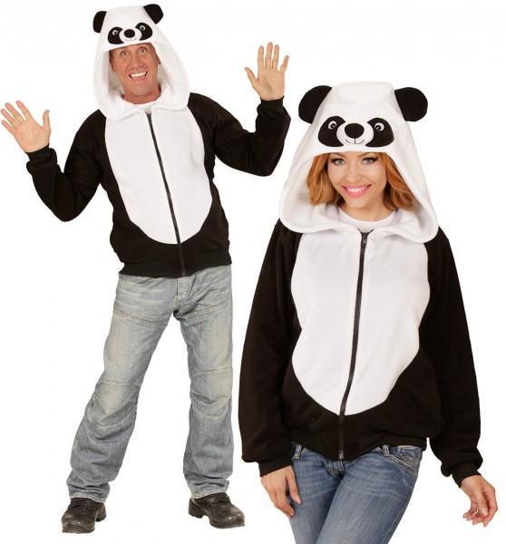 Unisex Panda Jacke