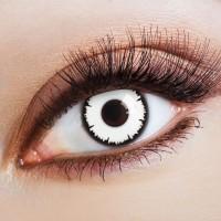 Wanda Weiß Kontaktlinse
