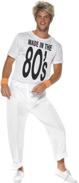 Disco Fever Boy 80er Jahre Herrenkostüm 1