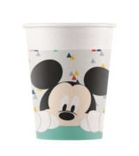 8 Awesome Mickey Mouse Becher 266ml