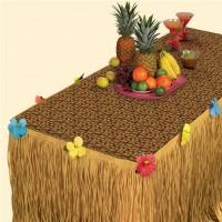 Hawaii Tischdeko Set 2-teilig