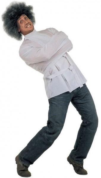 Halloween straitjacket psychiatry horror white