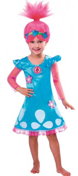 Little Poppy costume for girls