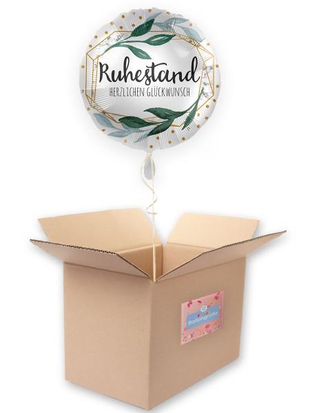 Ruhestand Folienballon 45cm