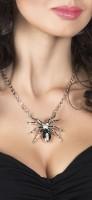 Ragnala Spinnen Kette In Silber