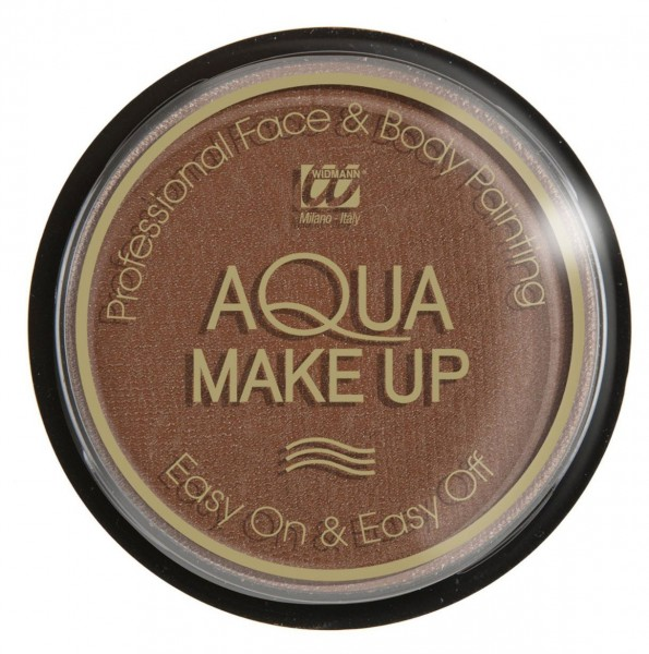 Brown Aqua Makeup per viso e corpo 15g