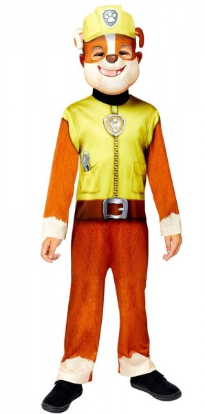 Paw Patrol Rubble Costume Children's