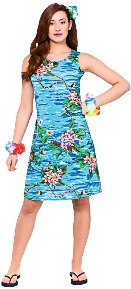 Hawaii Party Kleid Für Damen | Party.de
