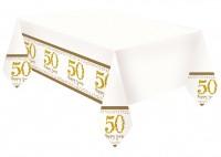 Sparkling 50 Years Tischdecke