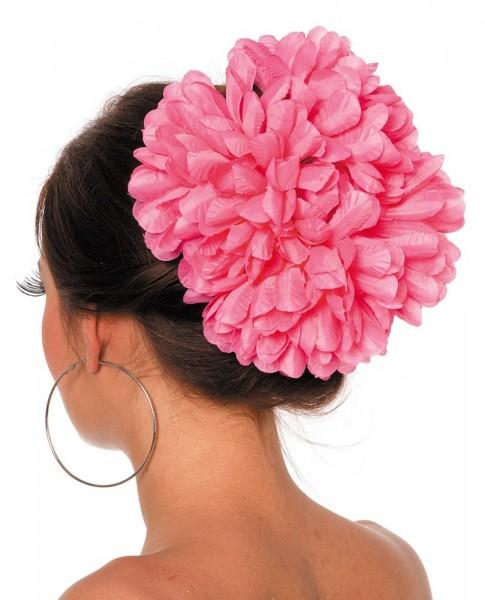 Blumen Blüten Büschel Haarklammer