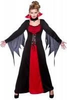 Vampirgräfin Morticia Damenkostüm