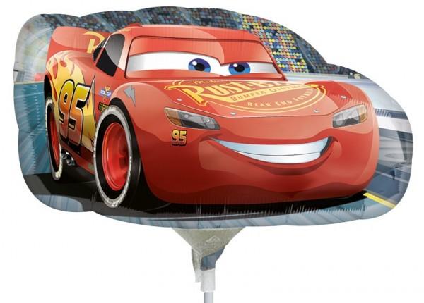 Stabballon Cars Lightning McQueen Figur