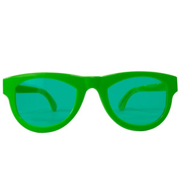 Partybrille XL Grün