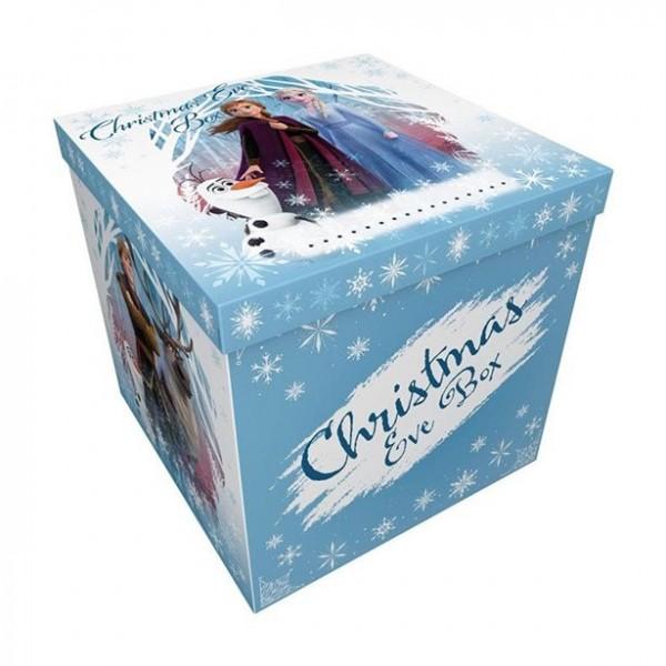 Frozen Weihnachts-Geschenkbox 27cm