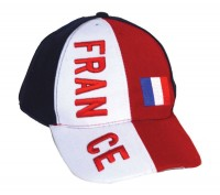 Frankreich Basecap