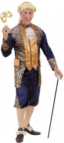 Graf Eduard Barock Maskenball Kostüm