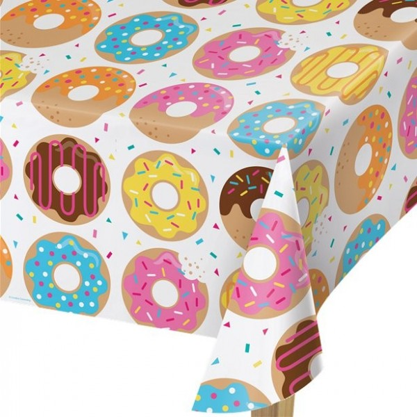 Obrus Donut Candy Shop 2,59 x 1,37 m