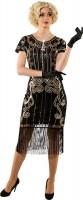 20er Jahre Charleston Kleid Florence