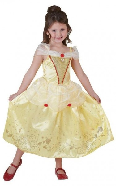 Schöne Belle Prinzessinnen Kostüm