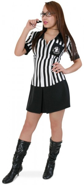 Schiedsrichter Lady Damenkostüm