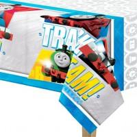 Tischdecke - Thomas die kleine Lokomotive 1,4m x 2,6m