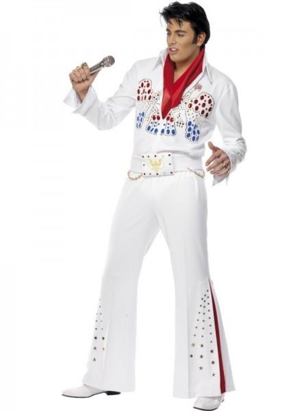 Elvis Glamour Adler Herrenkostüm