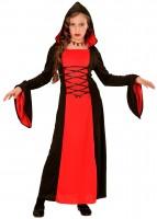 Gothic Vampirlady Emmi Kinder-Kostüm