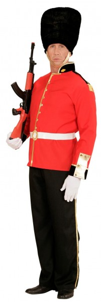 Britisches Torwächter Kostüm