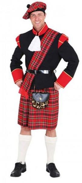 Scots uniform Ian