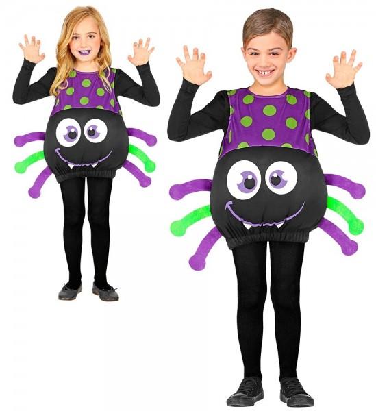 Itsy Bitsy spider kostuum voor kinderen