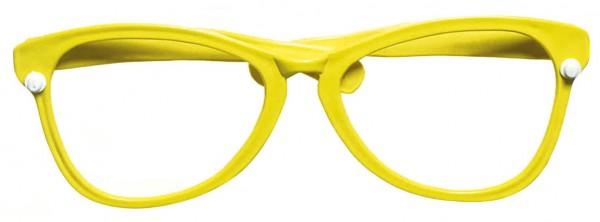 XXL reuzenglazen geel