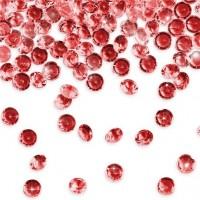 550 Streudeko Diamanten robinrot 0,6cm