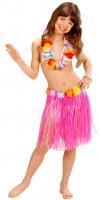 Pinker Kinder Hawaiirock