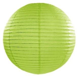 Lampion Lilly light green 20cm