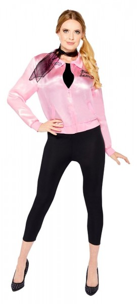 Grease Pink Ladies Jacket Women's