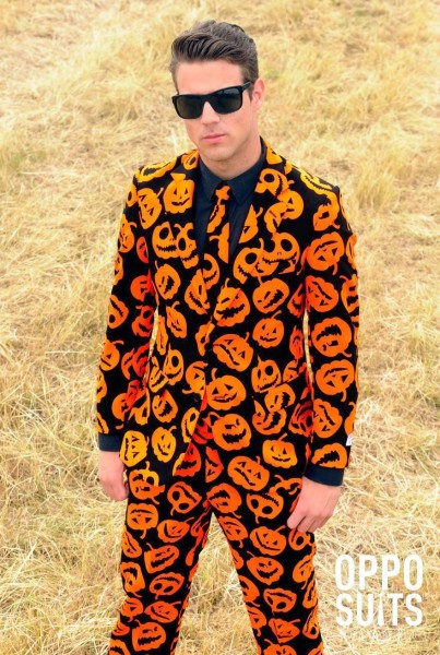 Opposuits pumpking suit