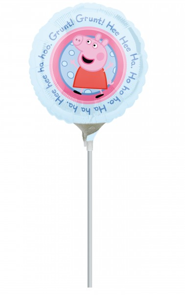 Balon Świnka Peppa 23cm