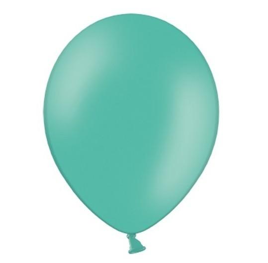 100 Latexballons aquamarin 12cm
