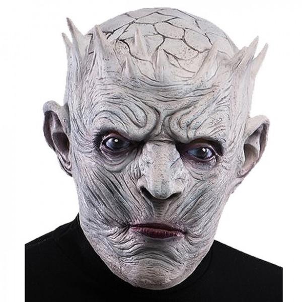 Latexmaske König der Nacht