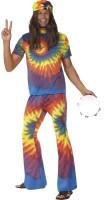 Trey Flower Power Hippie Kostüm