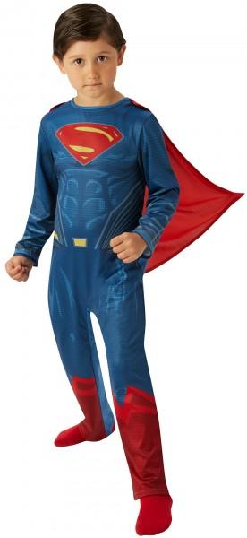 Helden Comic Superman Kinderkostüm