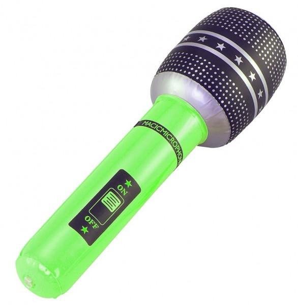 Aufblasbares Musik Mikrofon